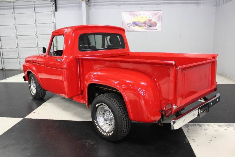 1965 Ford F 100 Stepside East Coast Classics