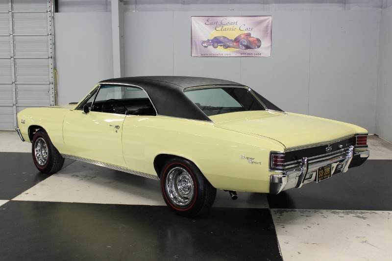 1967 chevrolet chevelle ss east coast classics Year 4 Door Chevelle 1967 chevrolet chevelle ss